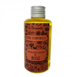 Macération solaire de Roses Bio