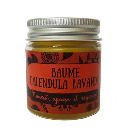Baume régénérant Calendula Lavande Bio