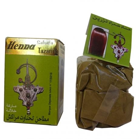 Hénné du Zahara Tazarine -100 gr