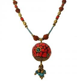 Collier pendentif Ethnique Özgür