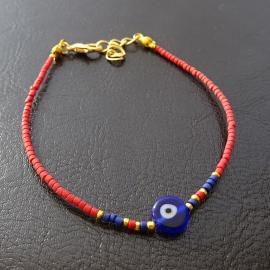 Bracelet Fantaisie Mauvais Oeil