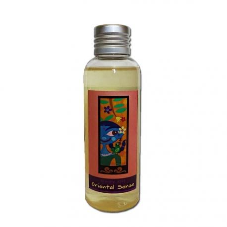 Huile de Massage Hydratante aux plantes