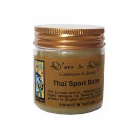 Baume Thaï pour le sport