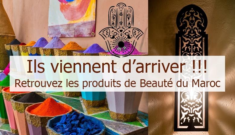 Produits du Maroc tout frais
