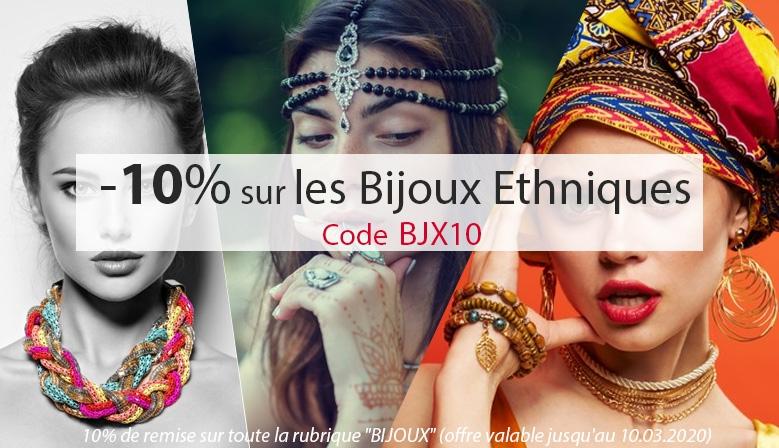 Code Promo bijoux